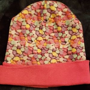 Candycoated hat